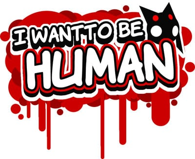 Box art - I Want To Be Human