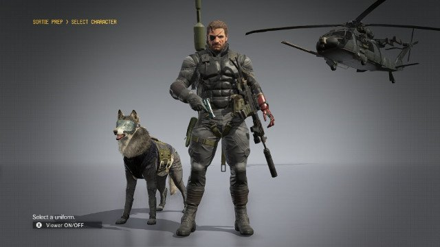 Serious: The Water Pistol Is MGSV: The Phantom Pain's Most