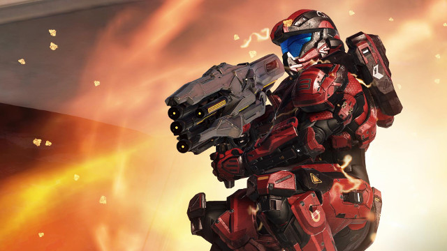 Halo 5: Guardians Weapons List (UNSC, Covenant, and
