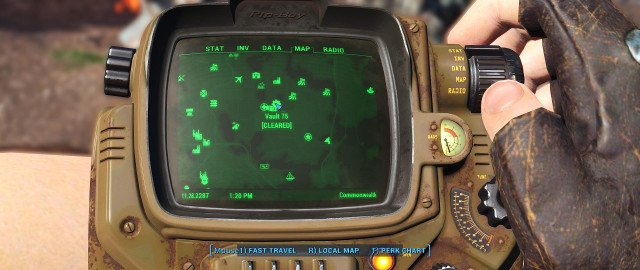Fallout 4 Secret UFO Easter Egg: How To Find the Crash Site and