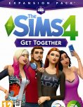 Box art - The Sims 4 Get Together