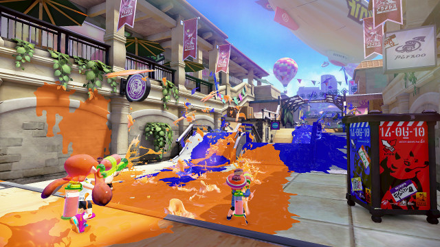 Splatoon 2 2.3.2 Patch Notes