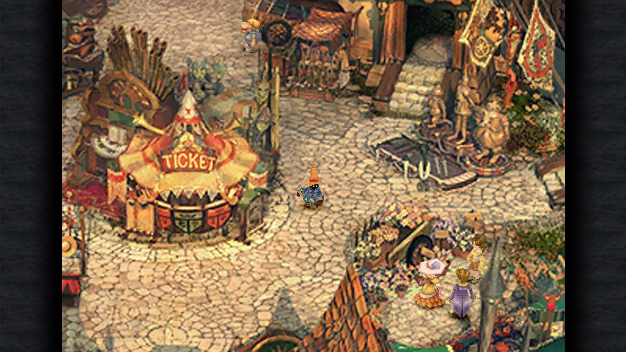 Is Final Fantasy IX Worth Playing on Your Phone