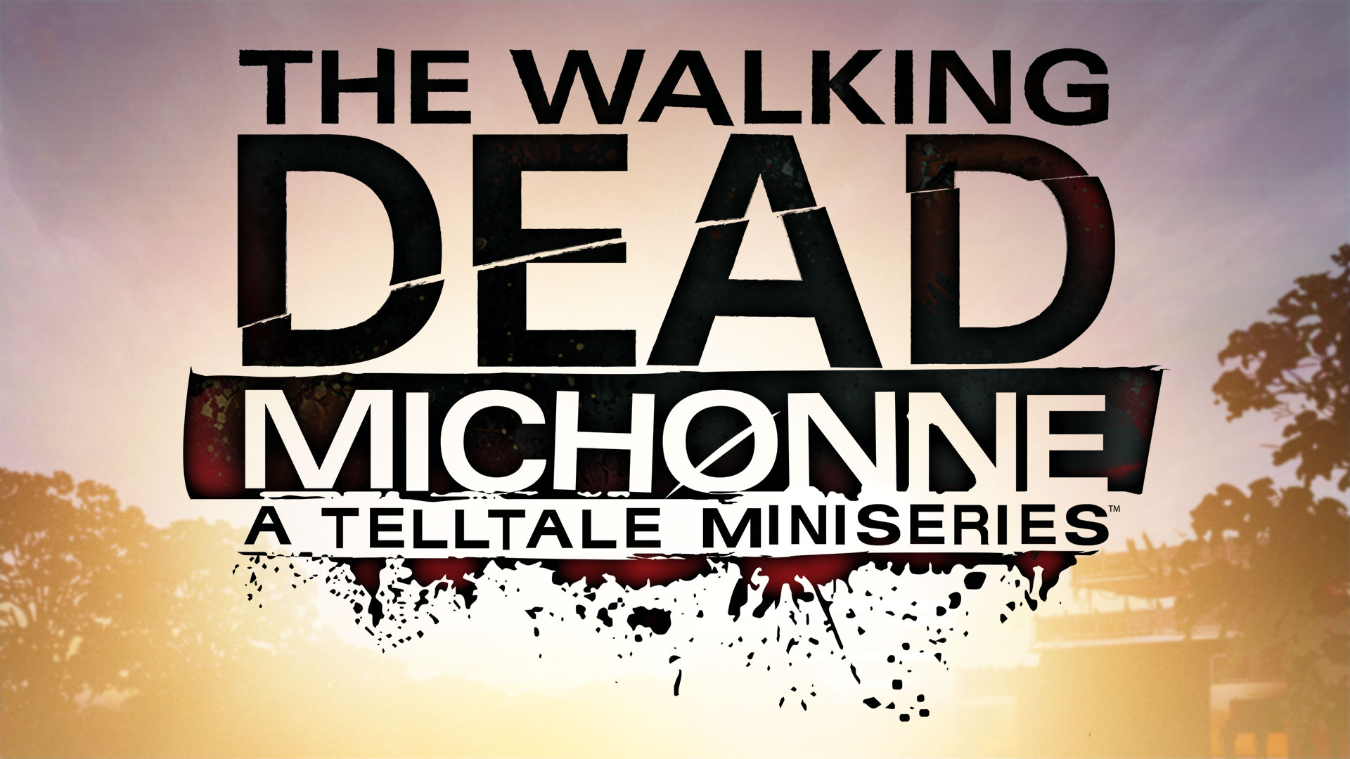 Box art - The Walking Dead: Michonne