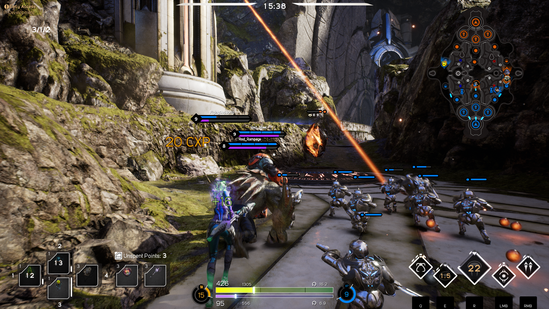 Paragon, and The MOBA Takeover of Video Games - GameRevolution