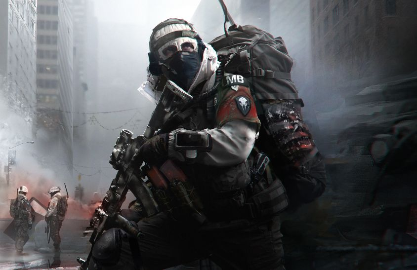 the division картинки