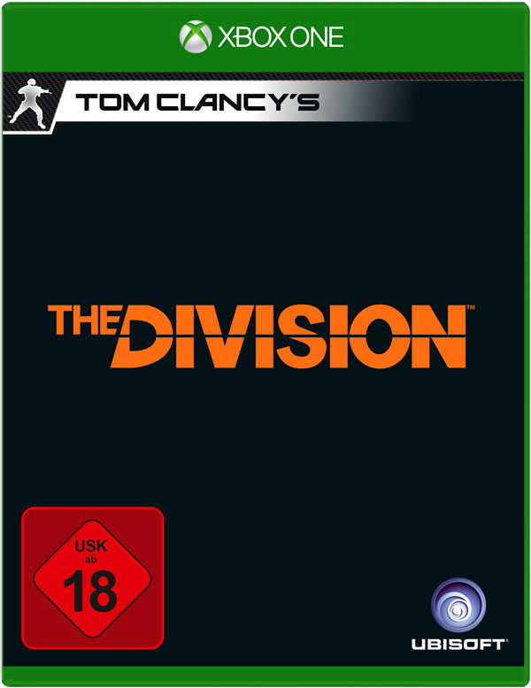 Box art - Tom Clancy's The Division