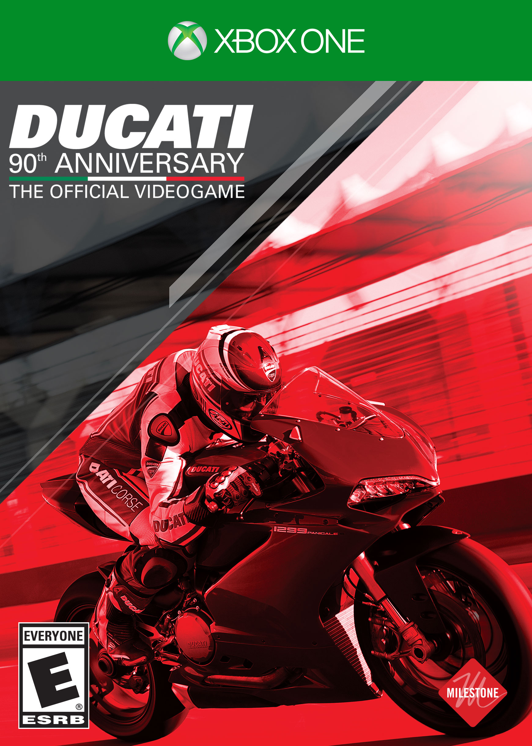 Box art - Ducati 90th Anniversary
