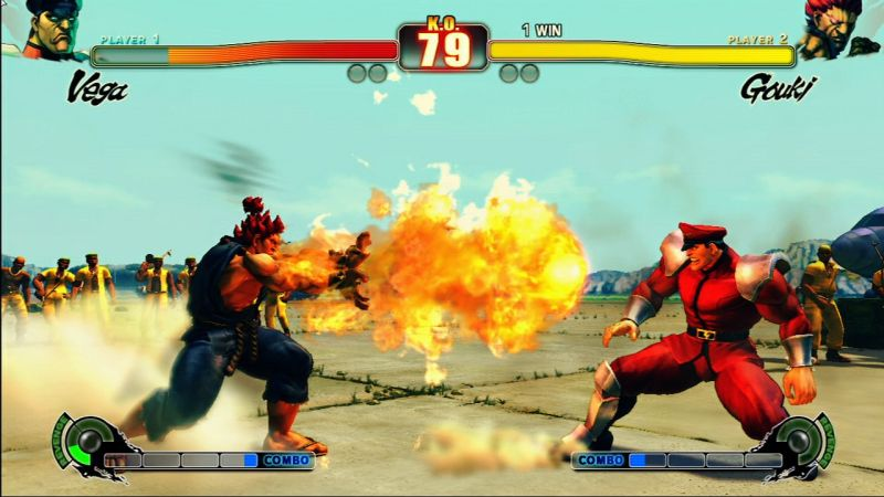 Top 10 Fighting Game Franchises Of All Time