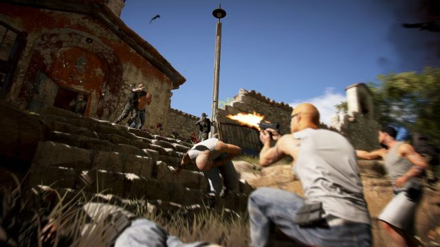 Ghost Recon Wildlands patch notes