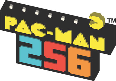 Box art - Pac-Man 256