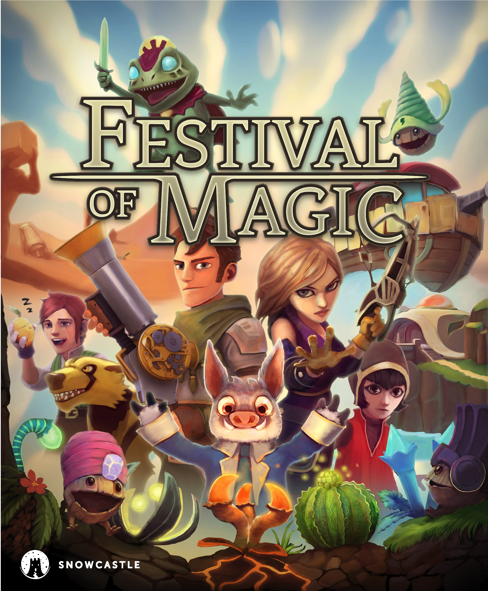 Box art - Earthlock: Festival of Magic