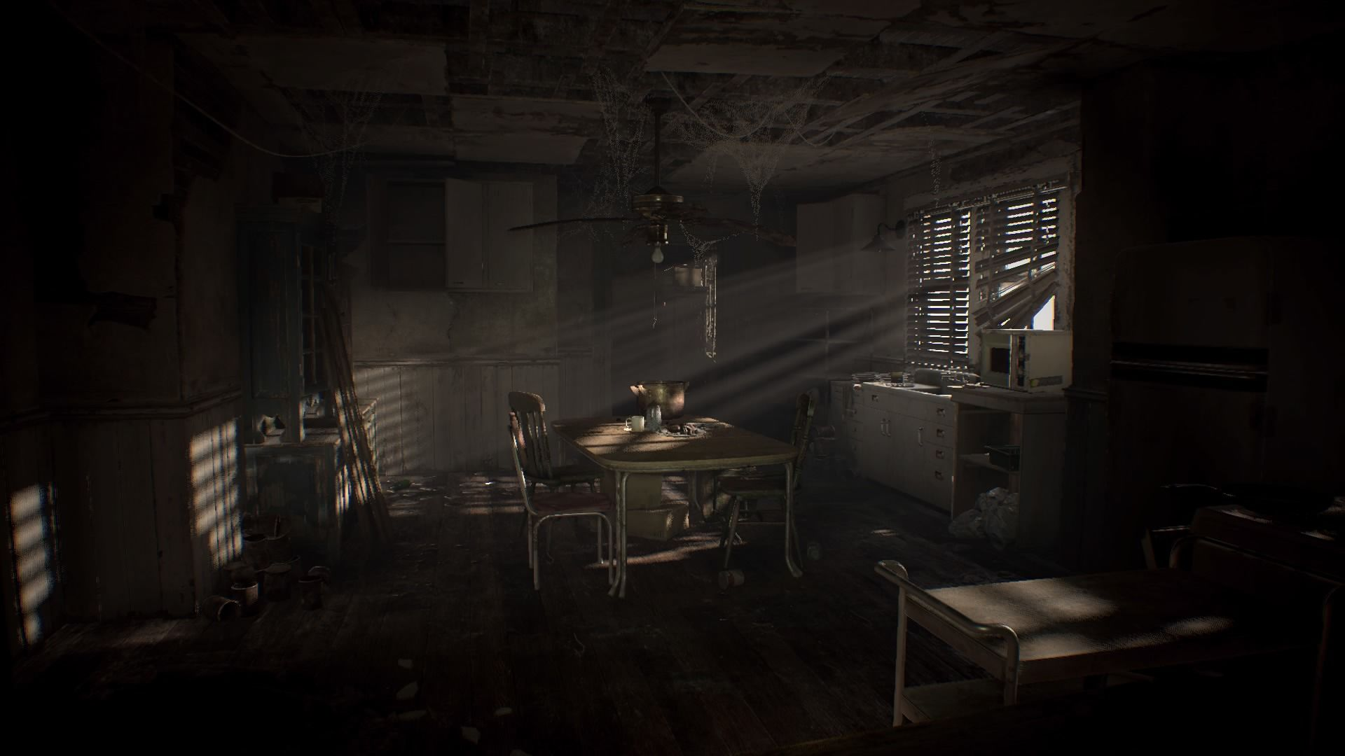 In A Dark Room Game