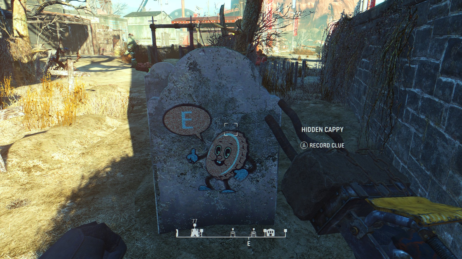 Hidden Cappy Guide for Fallout 4: Nuka-World - GameRevolution