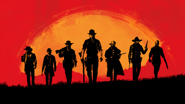 Box art - Red Dead Redemption 2
