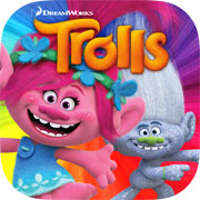 Box art - Trolls: Crazy Party Forest!