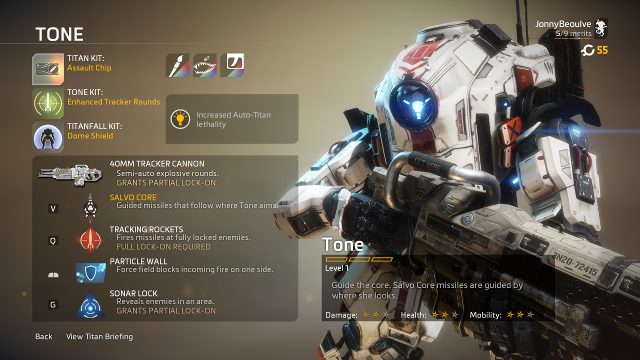 Guide: The Most Recommended Loadout For Titanfall 2 Multiplayer