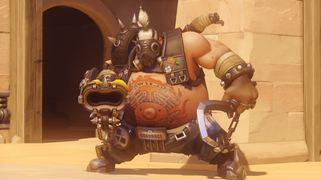Overwatch Roadhog Nerf patch notes
