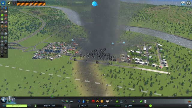 City Skylines Natural Disasters Release Date