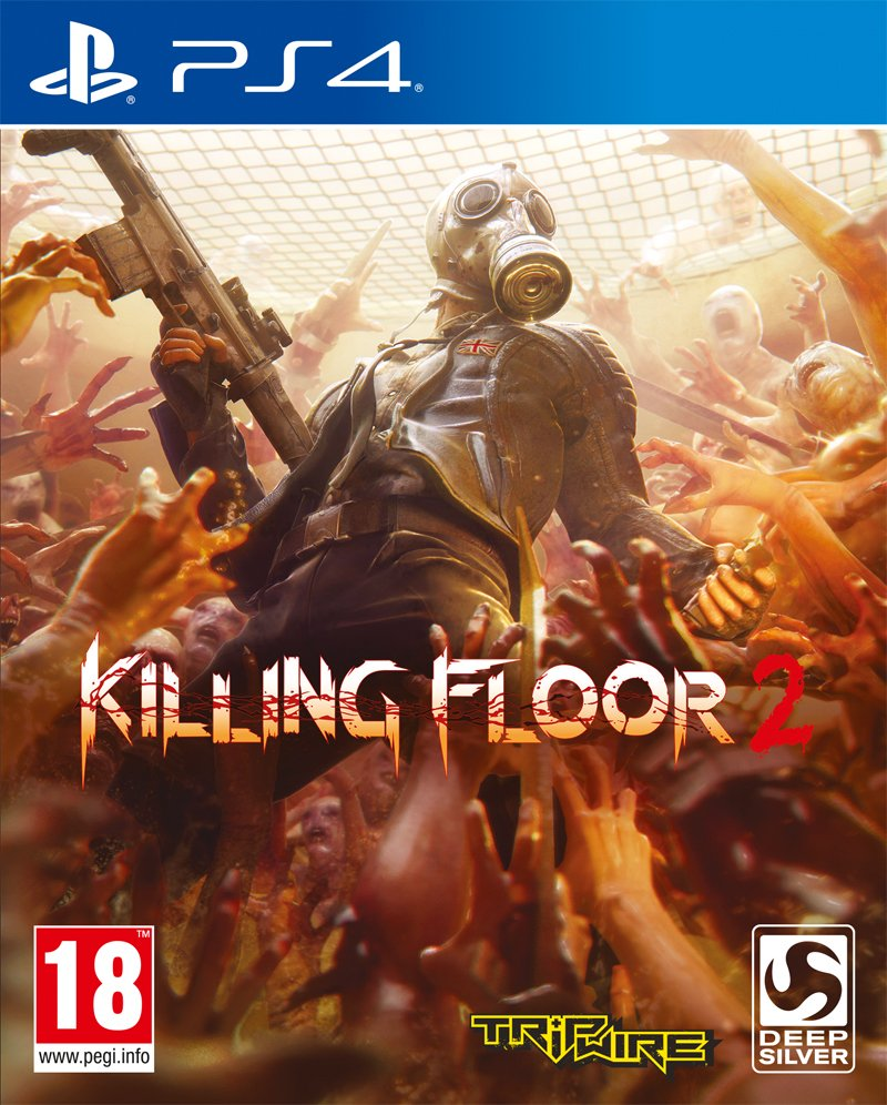Box art - Killing Floor 2