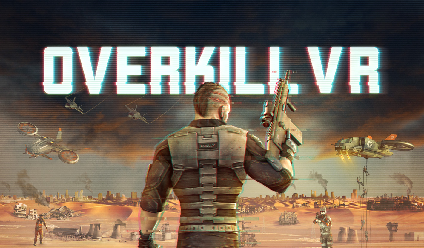 Box art - Overkill VR