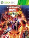 Box art - Ultimate Marvel vs Capcom 3