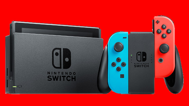 Nintendo Switch outsold PlayStation 4 and Xbox One last month