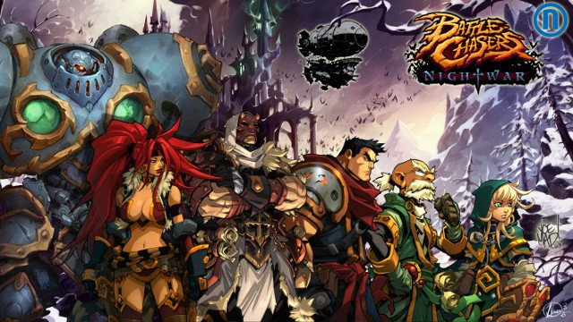 Battle Chasers: Nightwar Is Reminiscent Of PS1 And Dreamcast
