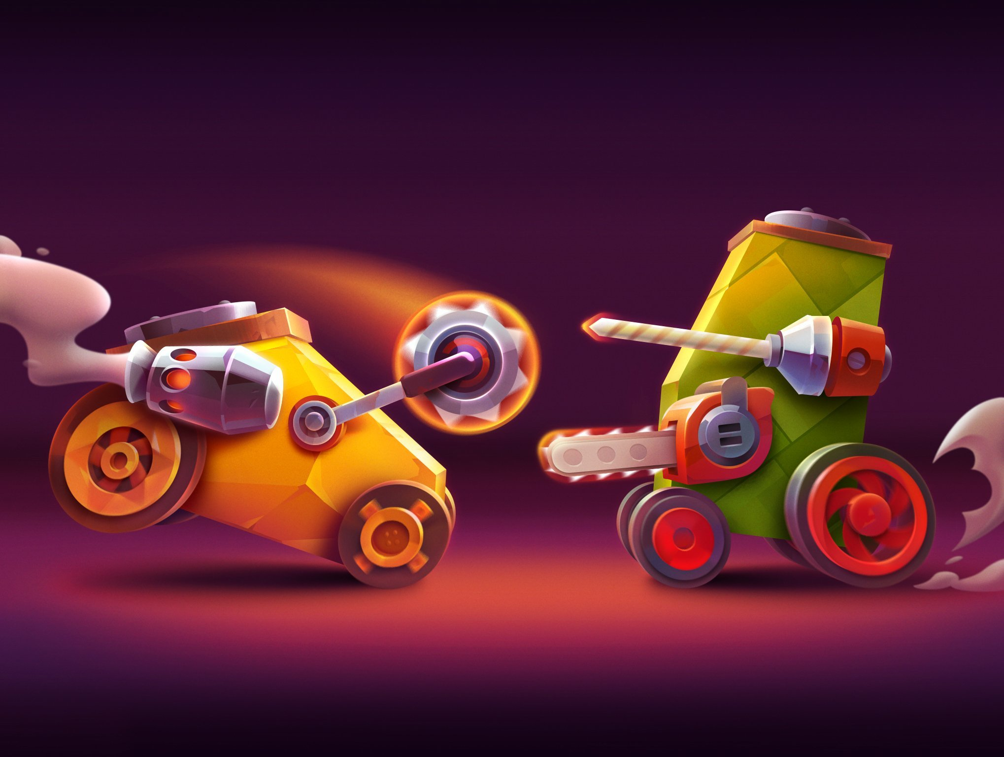 Best Crash Arena Turbo Stars Car