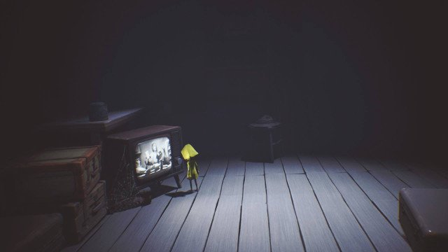 Little Nightmares What To Do In The Tv Room Puzzle