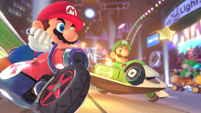 Mario Kart 8 Deluxe Every Cup And Race Track Gamerevolution