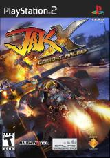 Box art - Jak X: Combat Racing