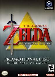 Box art - Legend Of Zelda