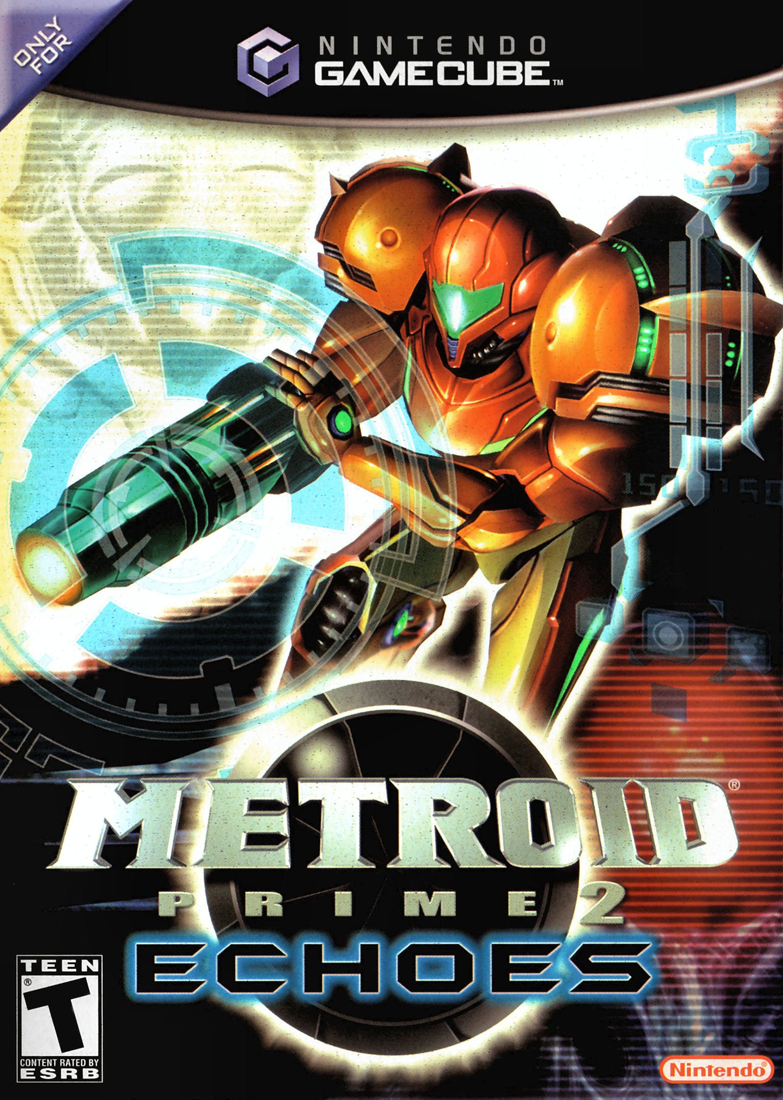 Metroid Prime 2: Echoes Action Replay Codes - GameCube