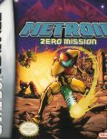 Box art - Metroid: Zero Mission