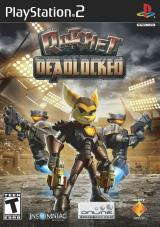 Box art - Ratchet: Deadlocked