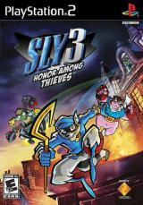 Box art - Sly 3: Honor Among Thieves