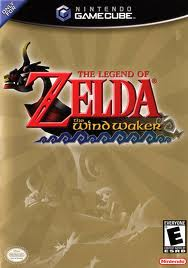Box art - The Legend of Zelda: The Wind Waker