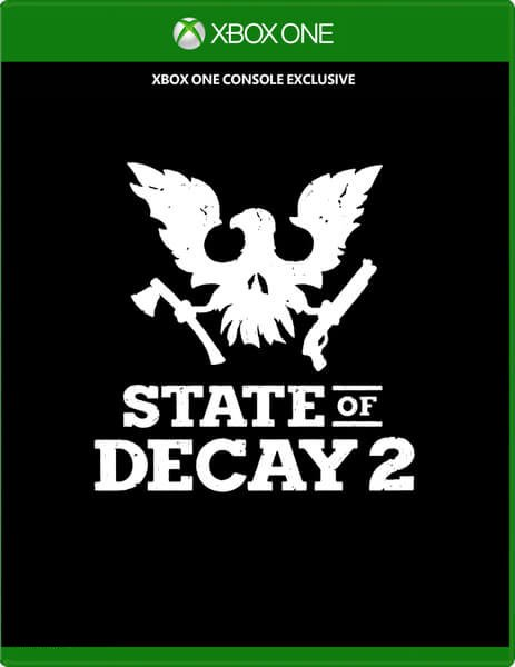 Box art - State of Decay 2