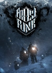 Box art - Frostpunk