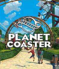 Box art - Planet Coaster