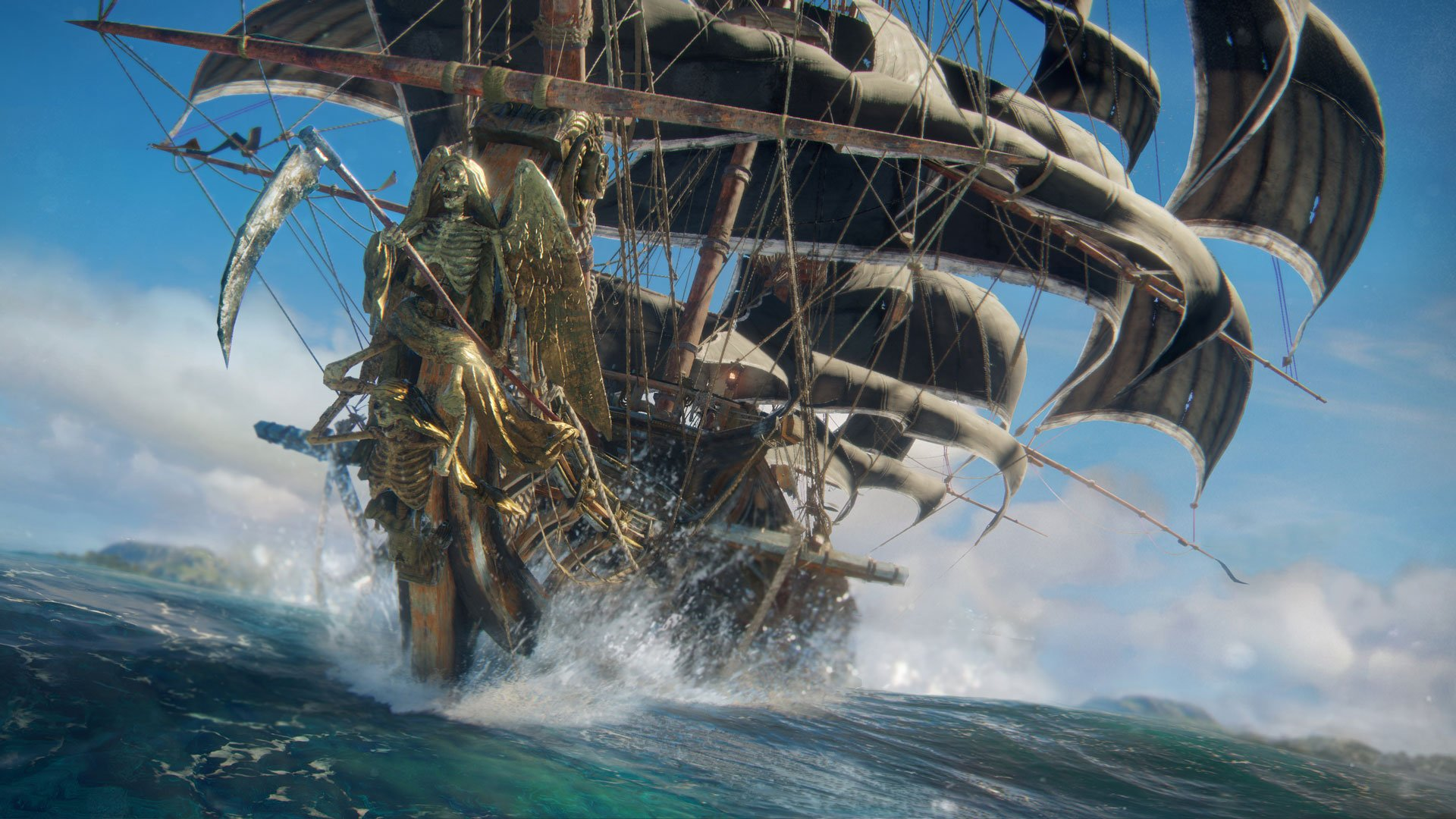 Skull And Bones Is Ubisofts Second Chance At For Honor E3 2017