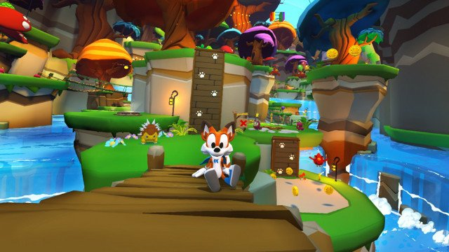 The Sequel to Oculus Rift's Lucky's Tale Is Heading to Xbox One