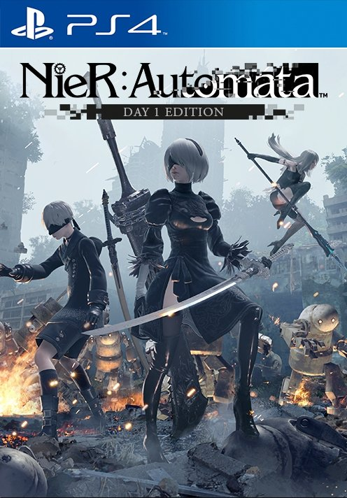 Box art - NieR: Automata