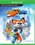 Box art - Super Lucky's Tale