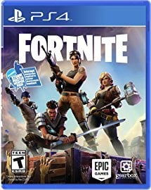Box art - Fortnite
