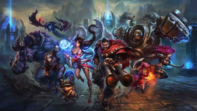Riot Games sues mobile game developer for copyright infringement