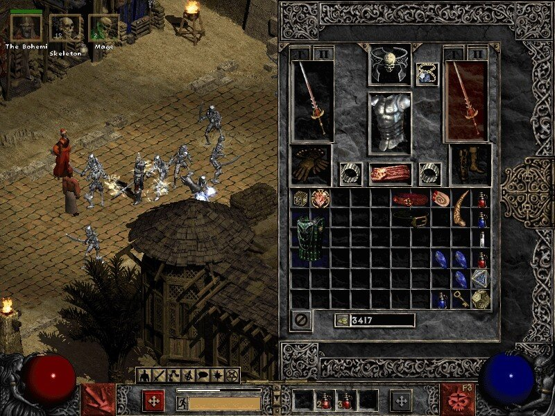 Diablo 2 Review - GameRevolution
