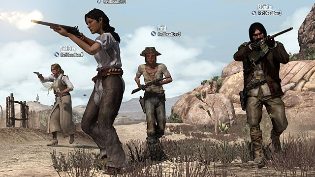 Red Dead Redemption: Liars and Cheats Review