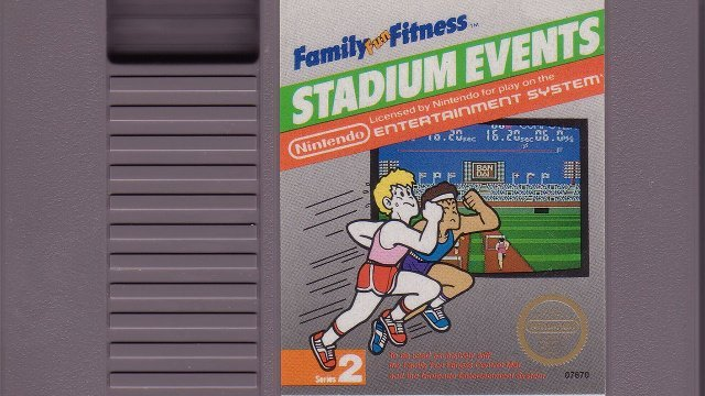 A sealed copy of rare NES game Stadium Events sells for $41977